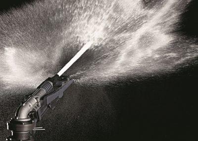 Komet Regner für Regenmaschine und Kreisberegnung